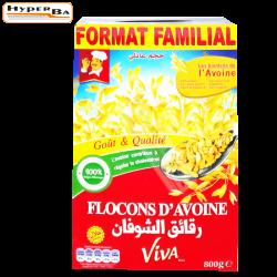 FLOCONS D AVOINE VIVA 800G-10