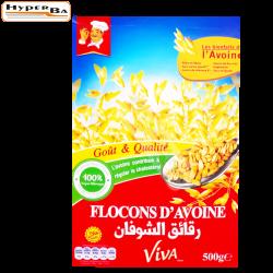 FLOCONS D AVOINE VIVA 500G-10