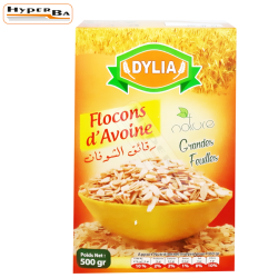 FLOCONS D AVOINE DYLIA 500G-12