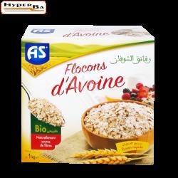 FLOCONS D AVOINE AS 1KG-12