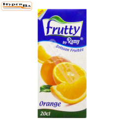 JUS RAMY FRUTTY OR 20CL