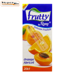 JUS RAMY FRUTTY OR-ABR 20CL