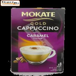 PACK CAFE MOKATE CAPPU GOLD...