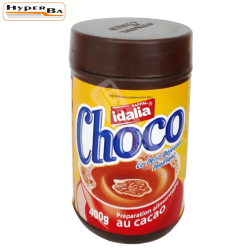 CHOCOLAT POUDRE IDEAL CHOCO...