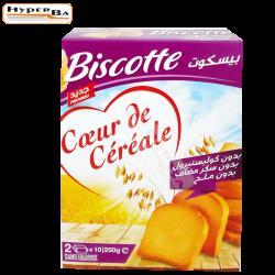BISCOTTES COEUR DE CEREALE...