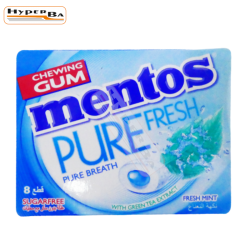 CHEWING GUM MENTOS FRESH...