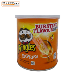 CHIPS PRINGLES PAPRIKA 40G-12