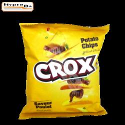 CHIPS CROX CUISSE POULET...