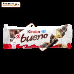 BARRE CHOCOLAT KINDER BUENO...