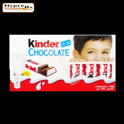 CHOCOLAT KINDER CHOCOLATE...