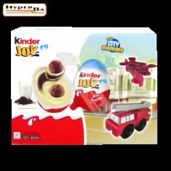 CHOCOLAT KINDER OEUF JOY...