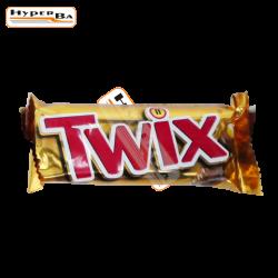 BARRE CHOCOLAT TWIX 2X25G