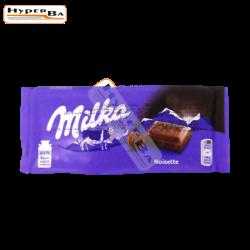 CHOCOLATT MILKA NOISETTES...