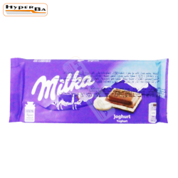 CHOCOLAT MILKA JOGHURT 100G-23