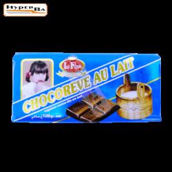 CHOCOLAT LE REGAL AU LAIT...