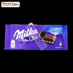 CHOCOLAT MILKA OREO 100G-22