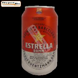 BIERE ESTRELLA 33CL