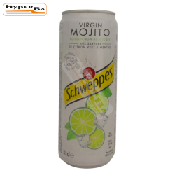 SCHWEPPES MOJITO CANET 33CL-24