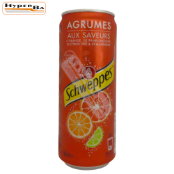 SCHWEPPES AGRUMES CANET...