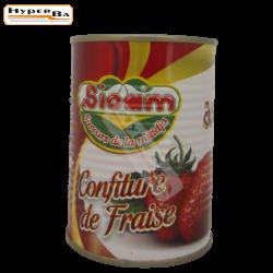 CONFITURE SICAM FRAISE 400G-24