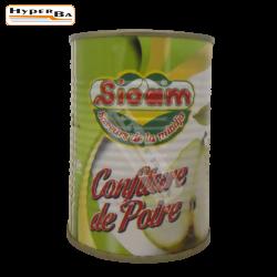 CONFITURE SICAM POIRE 400G-24