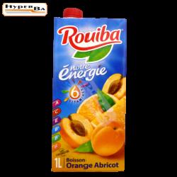 JUS ROUIBA ORANGE ABRICOT...