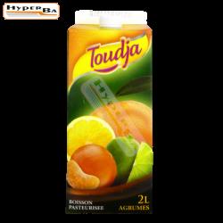 JUS TOUDJA AGRUMES 2L-6