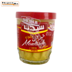 MOUTARDE SIDNA 130G-12