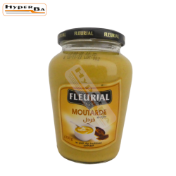 MOUTARDE FLEURIAL 350G-12