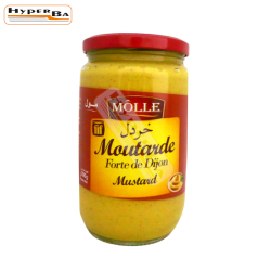 MOUTARDE MOLLE 700G