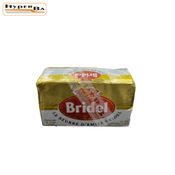 BEURRE BRIDEL 250G