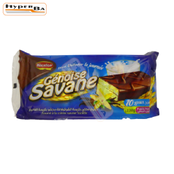 GENOISE SAVANE VANILLE 10P-12
