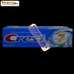 DENTIFRICE CREST COMPLETE 7...