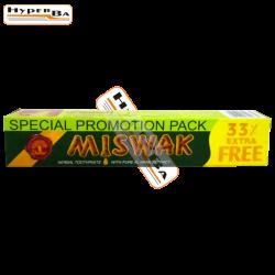 DENTIFRICE DABUR MISWAK 75+25G