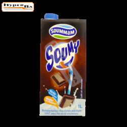 LAIT SOUMMAM SOUMY CHOCOLAT 1L