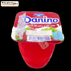 YAOURT DANONE DANINO FRAISE...