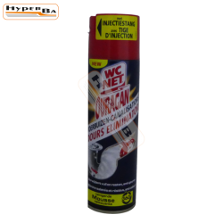 NETTOYANT WC OURAGAN MOUSSE...
