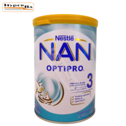 LAIT NESTLE NAN 3 OPTIPRO 400G