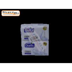 PACK SAVON DOREX LAIT 100G 4P