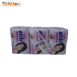 PACK SAVON ALIBI ROSE 100G 6P