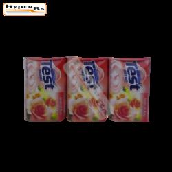 PACK SAVON TEST ROSE 65G 6P