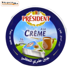 FROMAGE PRESIDENT A LA...