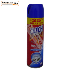 INSECTICIDE CATCH EXPERT 400ML