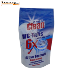 PASTILLE WC CLEAN 6X25G