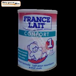 LAIT FRANCE LAIT CONFORT...