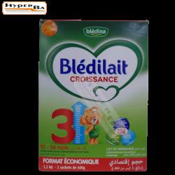 LAIT BLEDILAIT CROISSANCE 3...