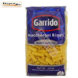 PATE GARRIDO MACCHERONI...