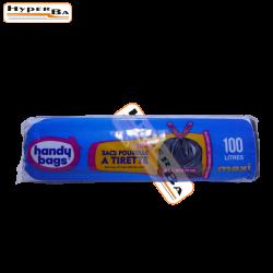 SAC POUBELLE HANDY BAGS 100L