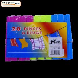 PINCE A LINGE MAMA PM 20P