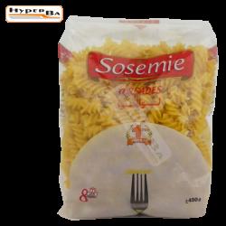 PATE SOSEMIE TORSADES 450G